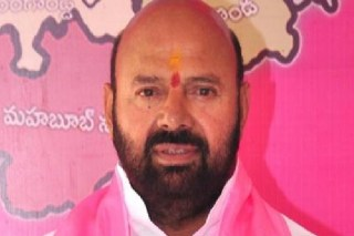 TRS MLA Muthireddy sensational comments