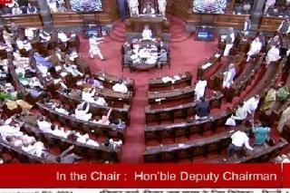 Rajya Sabha passes the Government of National Capital Territory of Delhi Bill