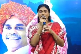 YS Sharmila held meeting with district leaders