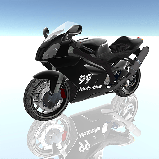 Motorcycle Driving and Real Traffic Game Simulator 1 icon
