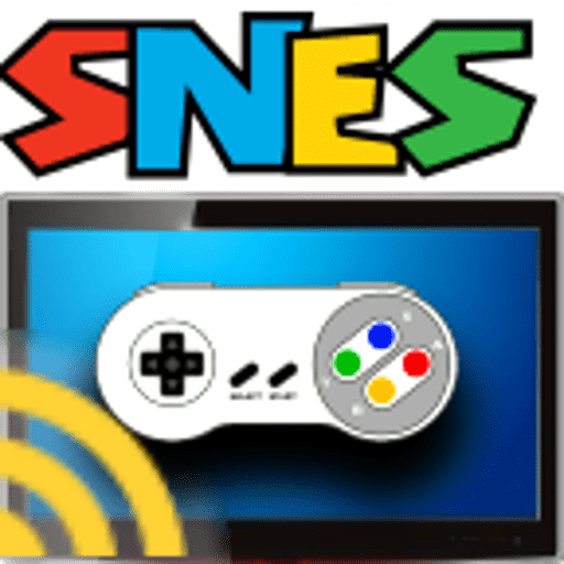 Chromecast SNES Emulator 1.02 icon