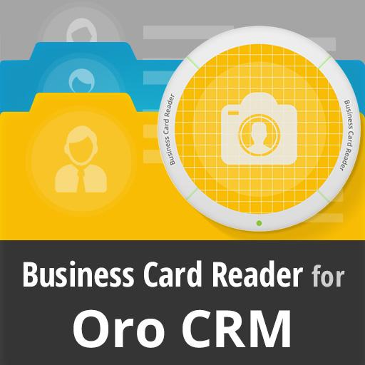 Business Card Reader for Oro CRM 1.1.158c icon