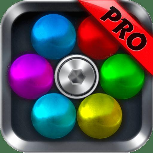 Magnet Balls PRO: Physics Puzzle 1.0.4.4 icon