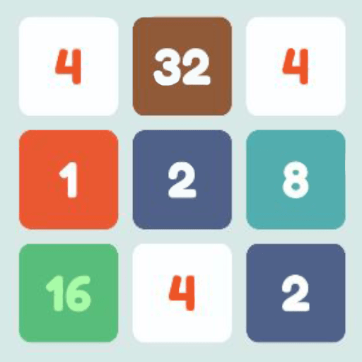 2048 Puzzle Game 2 icon