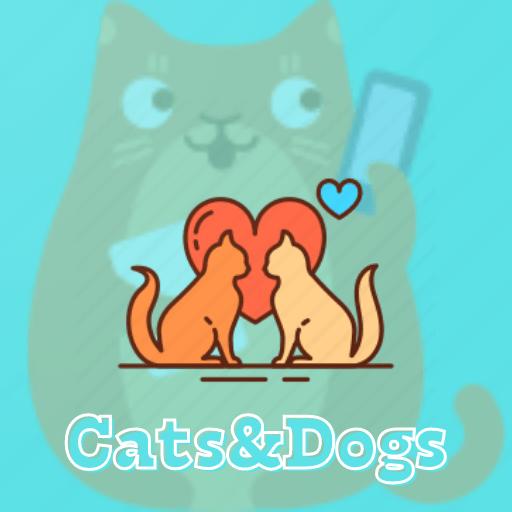 Cats & Dogs_أهتمى بحيوانك 1.0.2 icon