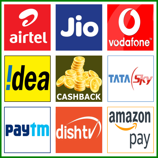 All in One Mobile Recharge - Mobile Recharge App 3.0.0 icon
