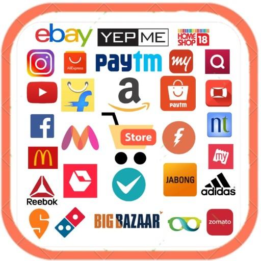 All In One App - Smart App Store All Shopping Apps 1.28.9 icon