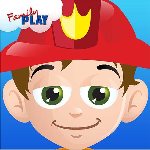 Fireman Toddler School Full 3.05 icon