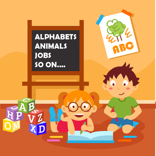 ABC English Alphabets Phonic Sounds for kids. 8 icon