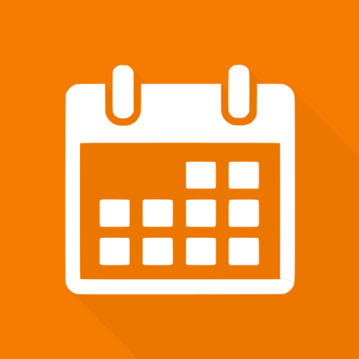 Simple Calendar - Easy Events & Reminders Manager 5.2.6 icon