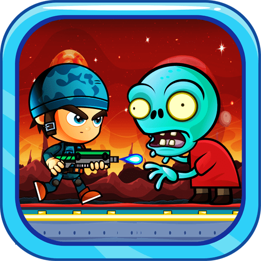 Real Monster Shooting Game - Zombie Shooter Hunter 1.0 icon