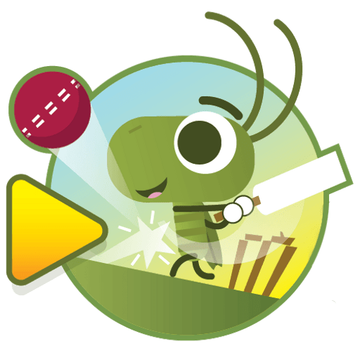 Doodle Cricket - Cricket Game 2.2 icon