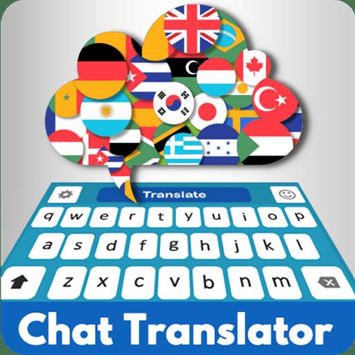 Chat Translator Keyboard 2.1.8 icon