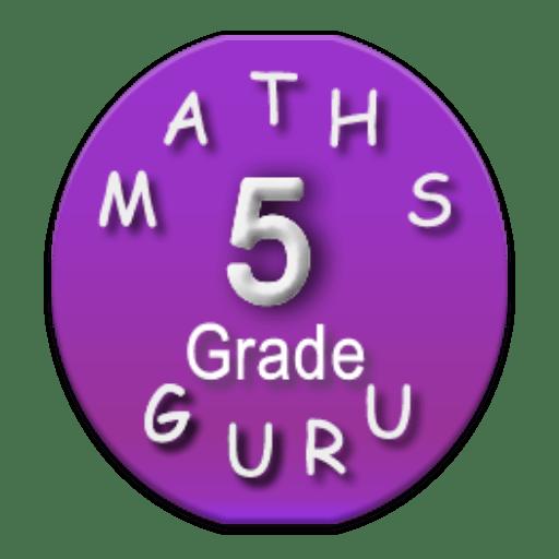 Fifth Grade Mathematics Guru 2.0 icon