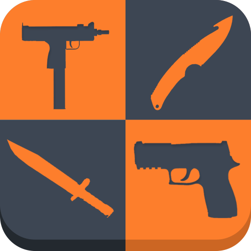 Ultimate Quiz for CS:GO - Skins | Cases | Players 1.6.0c icon