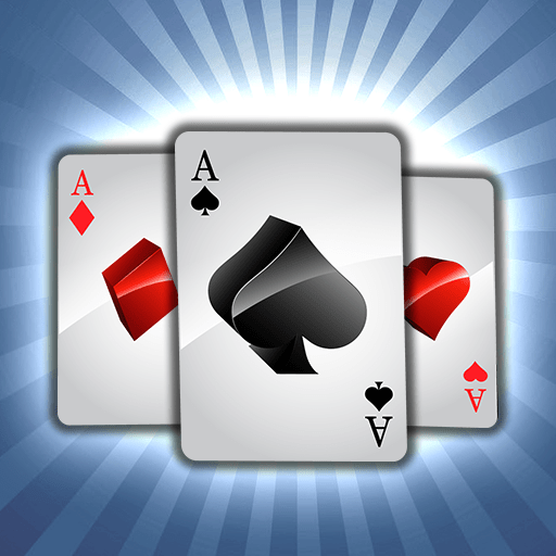 Solitaire 9 Games : Klondike, Freecell, Spider 1.167 icon