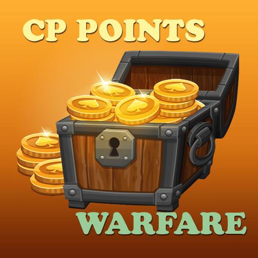 CP Points Warfare 9.0 icon