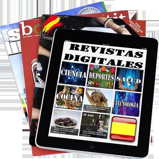 Revistas Digitales 2021.1.0 icon