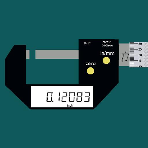 Micrometer Digital 1.2.1c icon