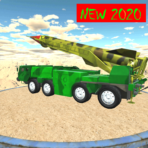 Missile Launcher US Army Jet Fighter Plan Shooter 1.16 icon