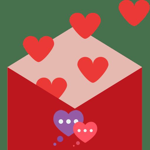 اجمل رسائل حب وغرام وشوق وحنين للمتزوجين والعشاق 1.3 icon