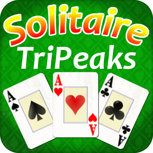 TriPeaks Solitaire ♣ Free Card Game 2.0.0 icon
