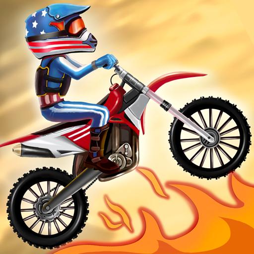 Top Bike - best physics bike stunt racing game 5.09.80 icon