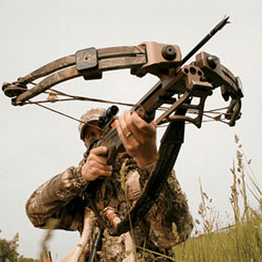 Crossbow Shooting deluxe 3.95 icon