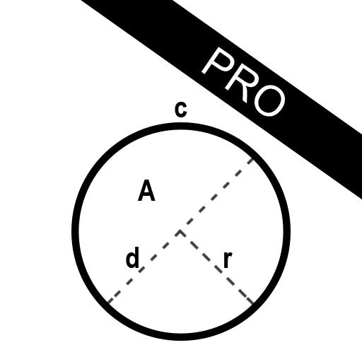 Circle Calculator (Pro) 1.0 icon