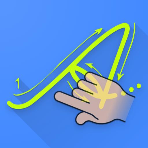 Write ABC - Cursive Alphabets 2.1.21 icon