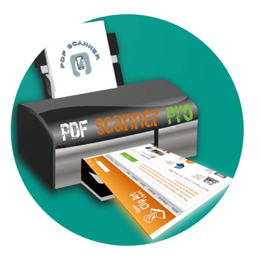 PDF Scanner Pro - Free And Paid Service 1.2 icon
