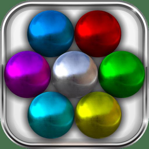 Magnet Balls: Physics Puzzle 2.2.1.1 icon