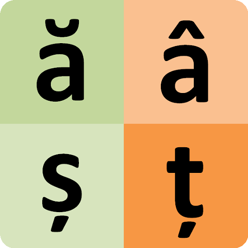Romanian Alphabet for students 21 icon