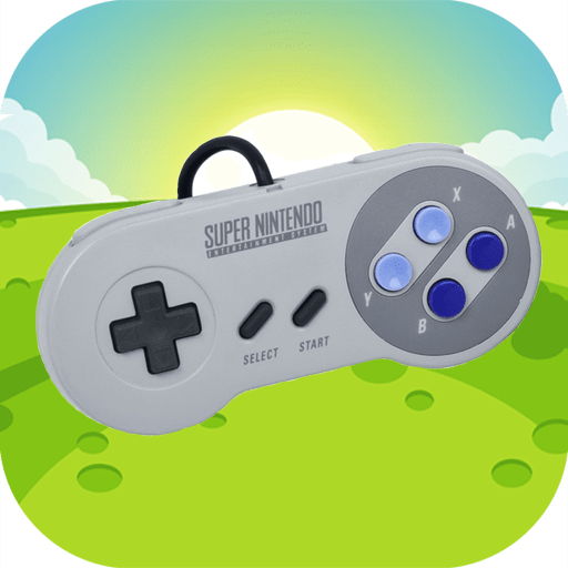 SNES EMULATOR 1.0.6 icon