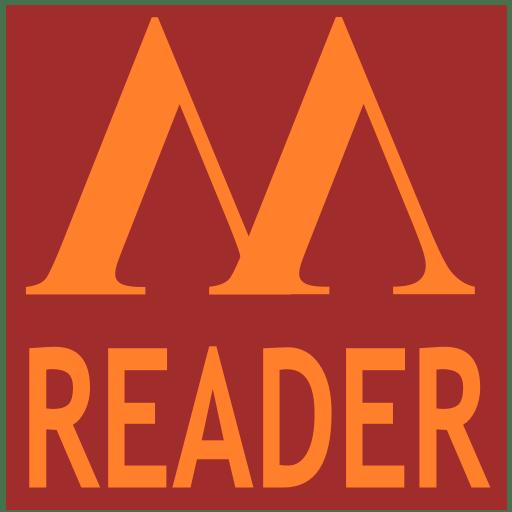 MReader 2.5 icon