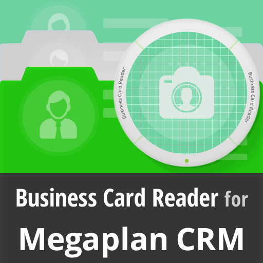 Business Card Reader for Megaplan CRM 1.1.158c icon