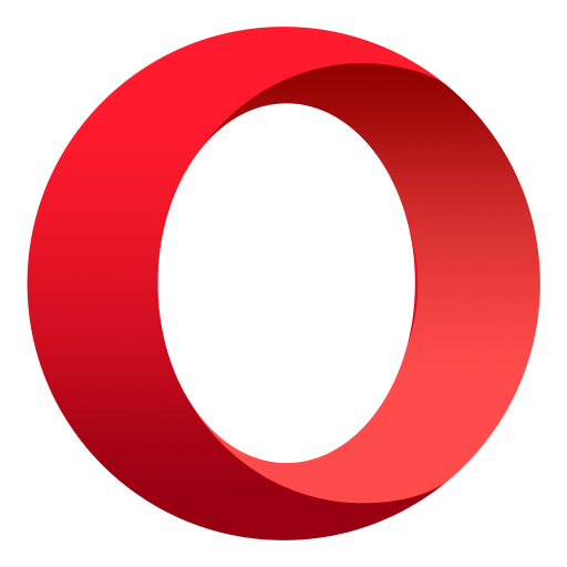 Opera browser with free VPN 58.4.2878.56737 icon