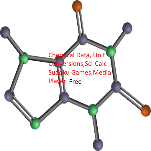 Chemistry,Engineering Data,units,calculations free 4.6 icon
