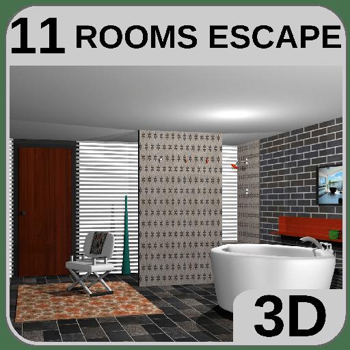 3D Escape Messy Bathroom 1.2.12 icon