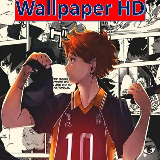 Haikyuu Volleyball Wallpaper Anime 2.3 icon