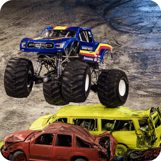 Monster Truck - Real Racing 1.0.5 icon