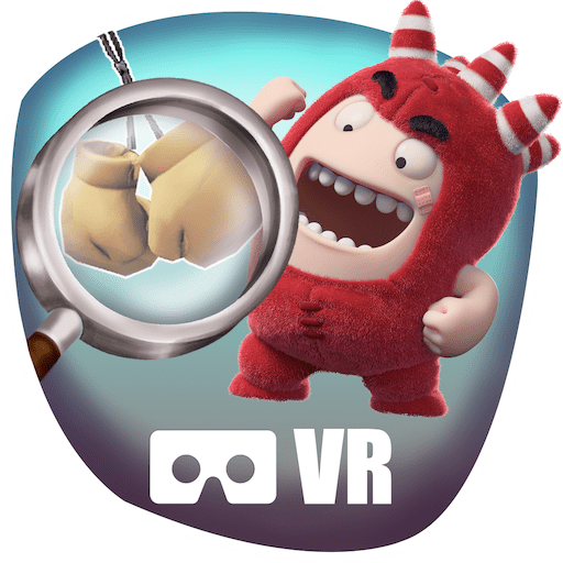 Oddbods Hot & Cold Hidden Object VR Game 0.1.7 icon