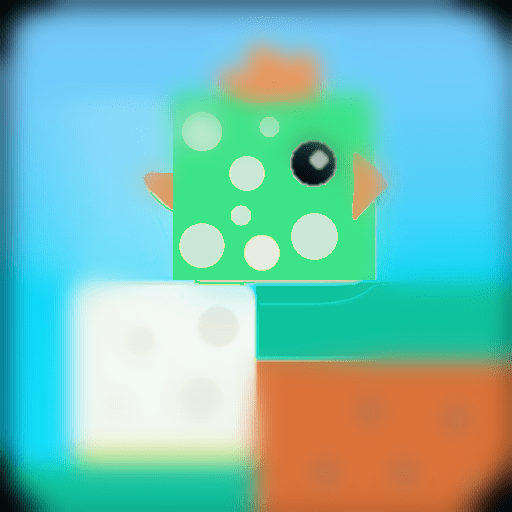 Square Egg Bird : Tower Egg 1.3 icon
