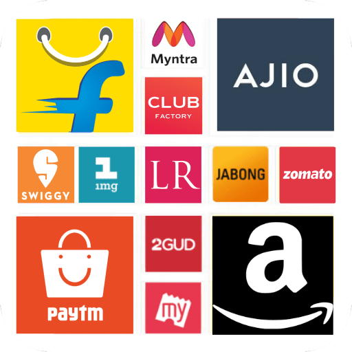All Shopping Apps: All in One Online Shopping App 4.0.0 icon