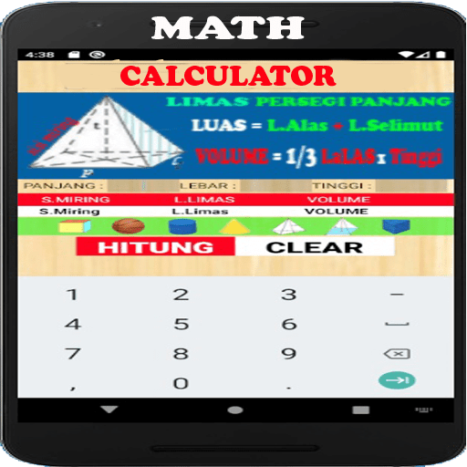 KALKULATOR MATEMATIKA 1.0.4 icon