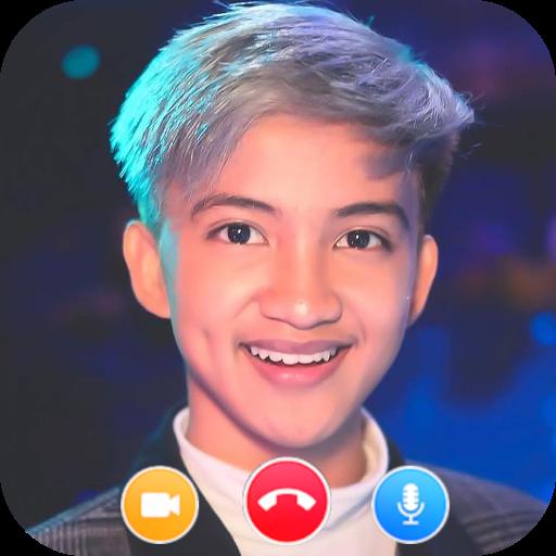 Wahyu Kadeo Video Call and Fake Chat ☎️ 1.1.4 icon