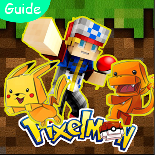 Pokecraft New Pixelmon Mod for MCPE GUIDE 10.2 icon