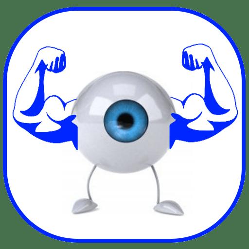 Eye Exercises - Eyes Daily Training 1.1 icon