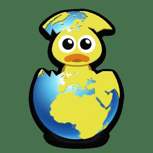 Fake Location - DUCK GPS 4.1 icon