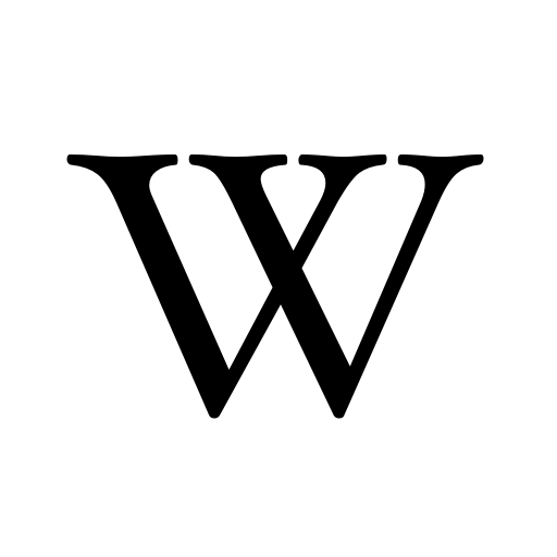Wikipedia 2.7.50377-r-2021-10-06 icon